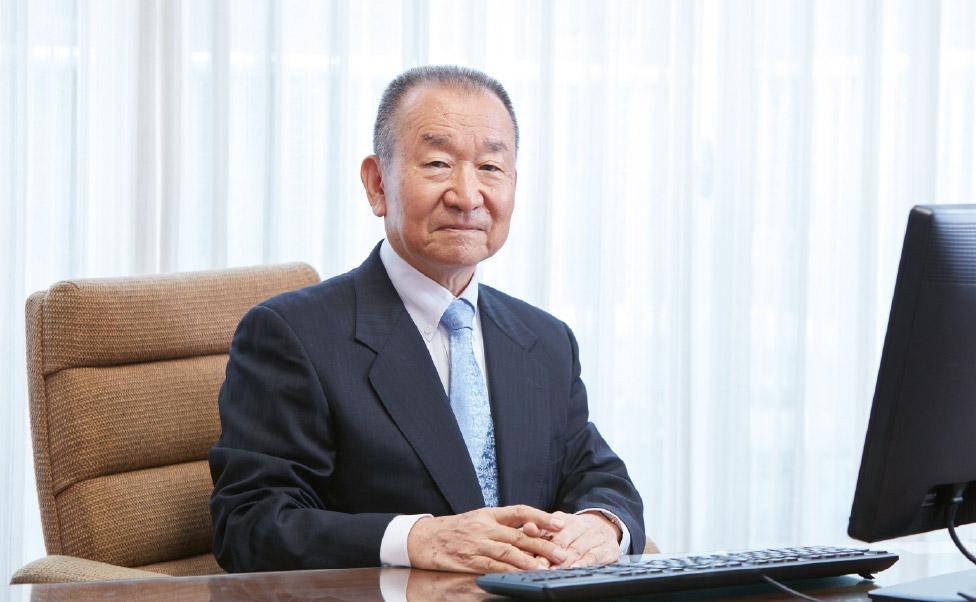代表取締役会長 水野啓次郎