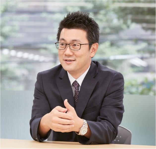 営業部係長 齊藤